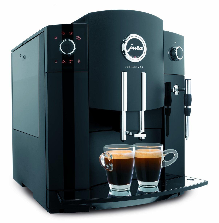 Jura Coffee Maker 13531 Impressa C5 Fully Automatic Coffee ...